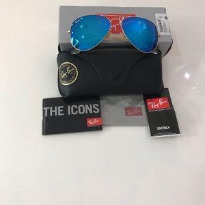 Ray-Ban aviator sunglasses, RB 3025 , Unisex